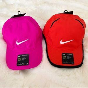 ✔️ NIKE Dri Fit Hat Featherlight Cap Running Sport